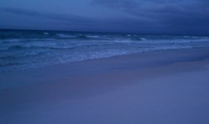 Sunrise at the Beach!